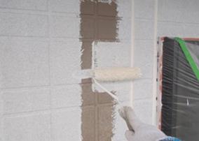 16−1.外壁下塗り(密着性を高めます)